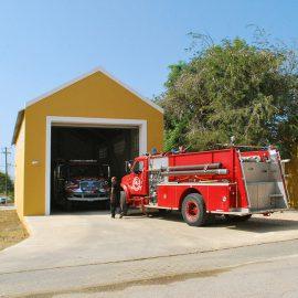 GARAGE FIRE DEPARTMENT RINCON